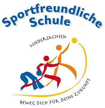 Logo der Sportfreundlichen Schule - klein