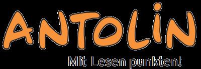 Logo Antolin - Mit Lesen punkten!